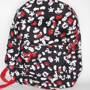 Disney Mickey Mouse Backpack New with Tags